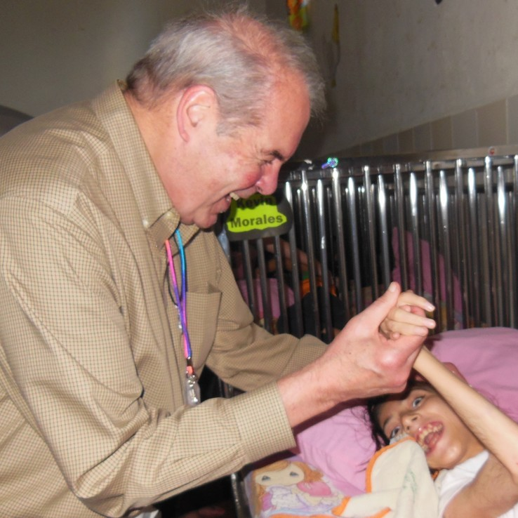 Brian With Patient
